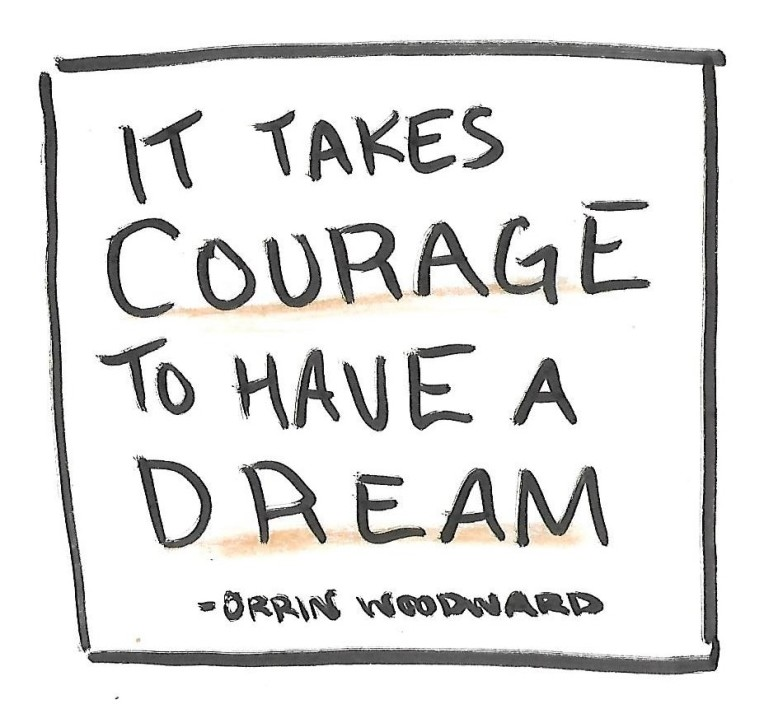 it-takes-courage-to-have-a-dream